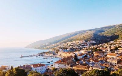 De 15 leukste kleine kustplaatsjes langs de Kroatische kust