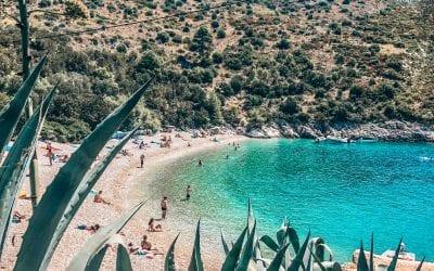 8 x de mooiste stranden van Kroatië