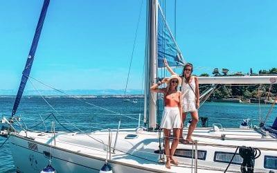 Zeiltour vanuit Zadar met Zadar Excursions