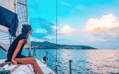 Sunset Sailing met Hvar Adventure