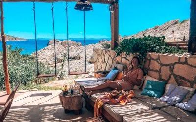 13 x de leukste strandtenten op het eiland Hvar