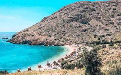 10 x de mooiste stranden op het eiland Krk