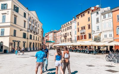 Rovinj Food Tour met Istria Gourmet