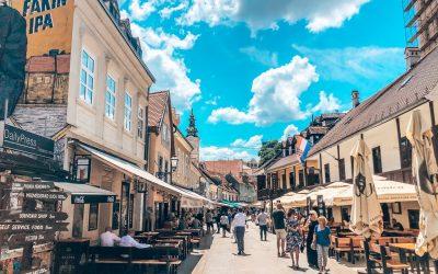 7 x goedkoop overnachten in Zagreb