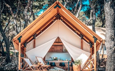 Campings in Istrië