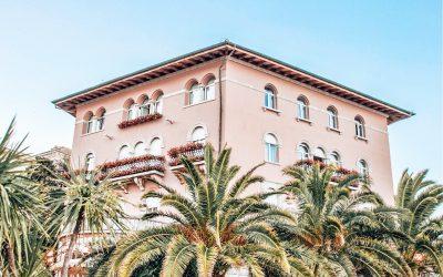 Vakantiehuizen aan de Opatija Riviera