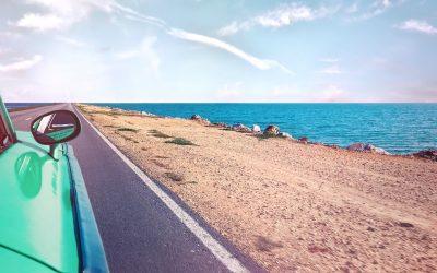Met de auto naar Kroatië