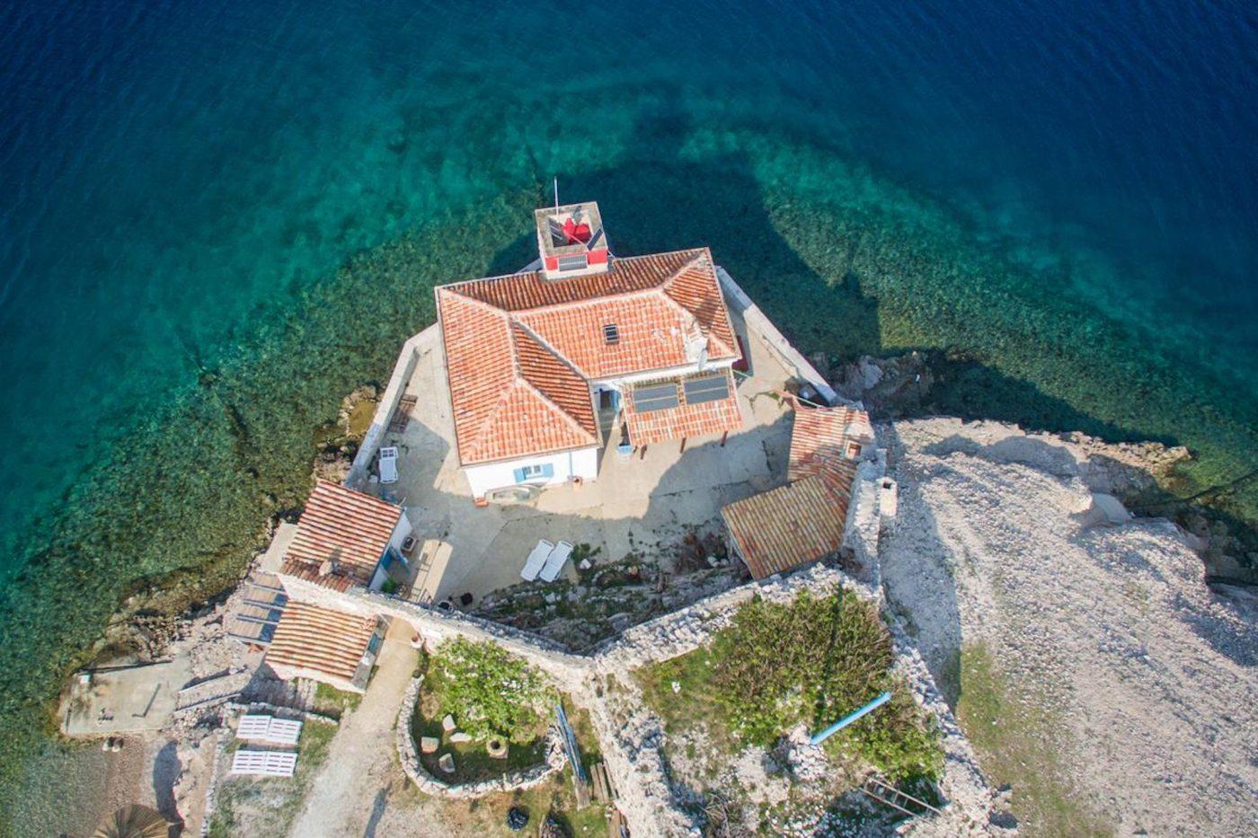 Bijzonder overnachten kroatie