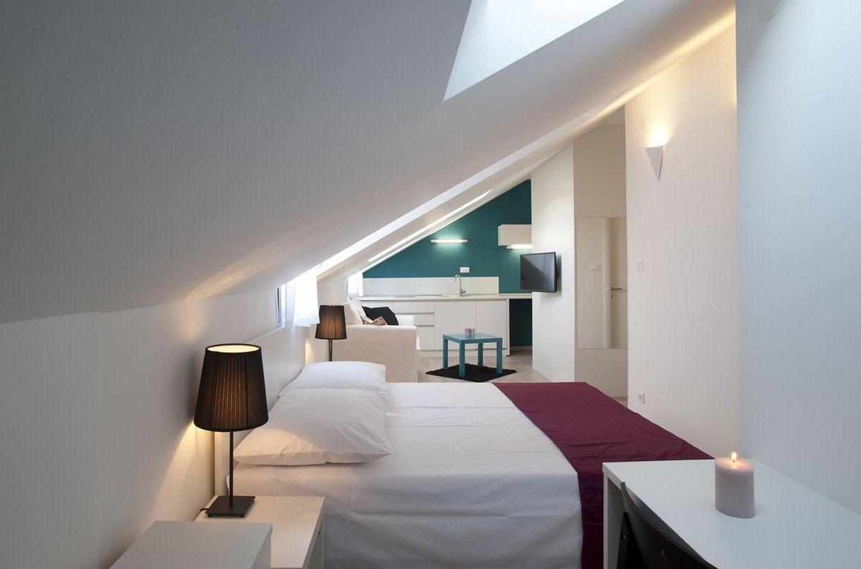 hotels split