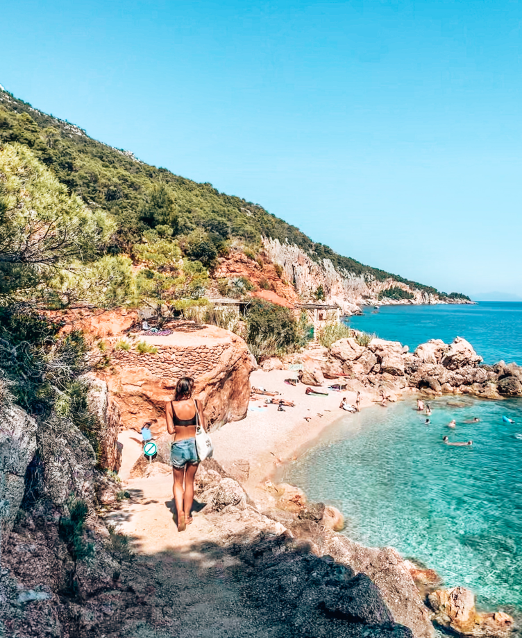 Hvar stranden kroatie