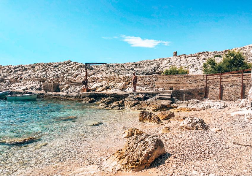 Stranden Hvar