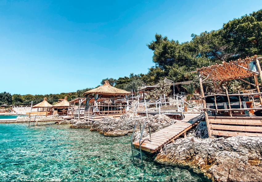 pakleni eilanden hvar kroatie