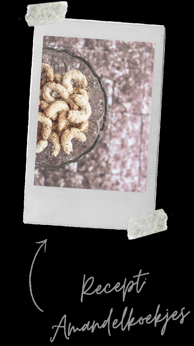 recept amandelkoekjes zijbalk