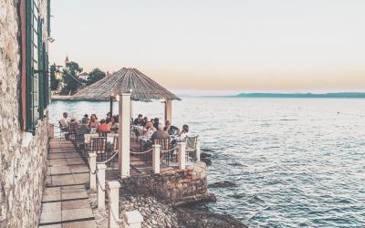 20 x eten en drinken op het eiland Brac