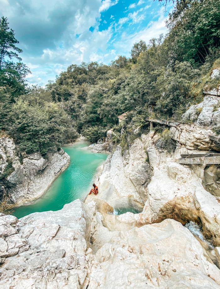 Kotlie Istrie Kroatie