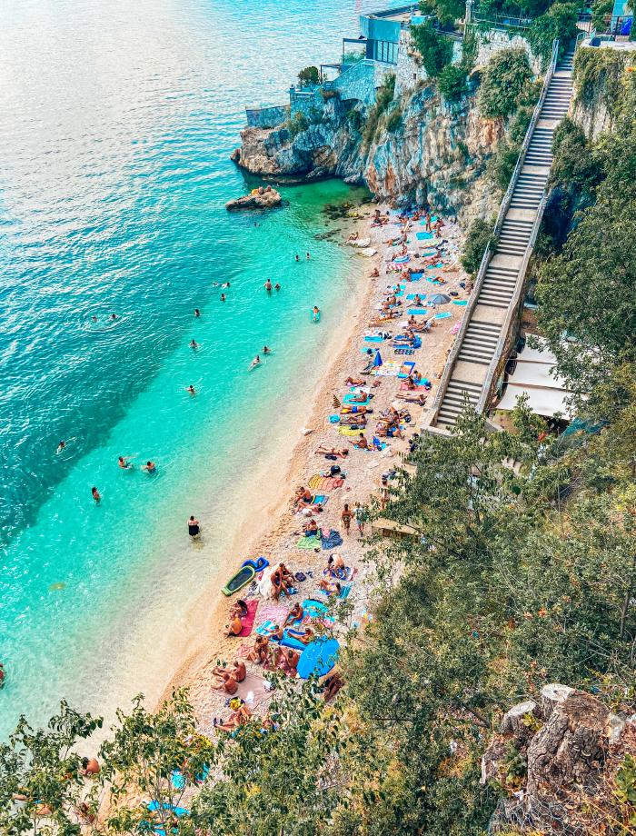 Rijeka Sablicevo strand