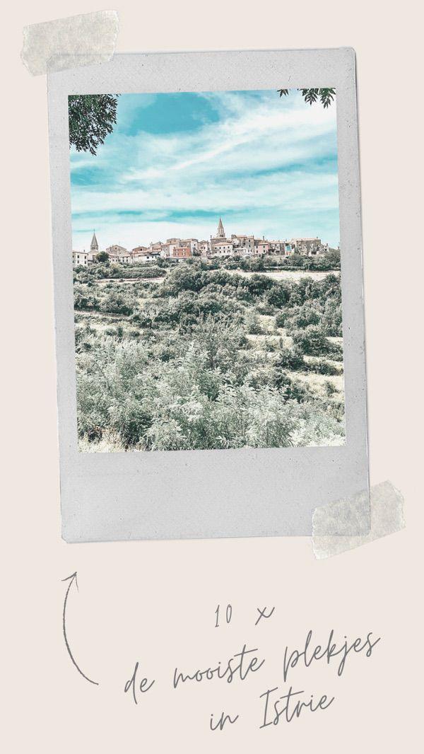 Mooiste plekjes Istrie