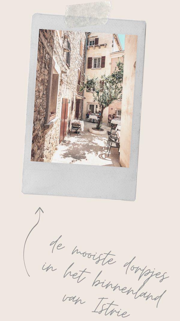 Dorpje Istrie