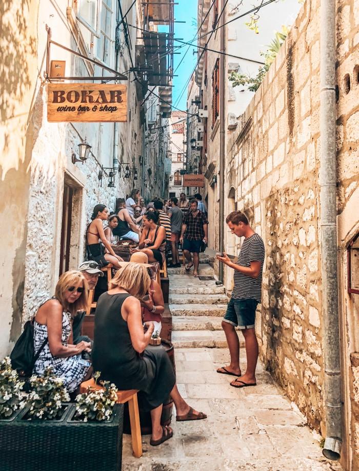 korcula Kroatie