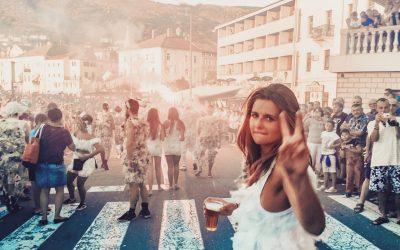 5 x feesten in Kroatië