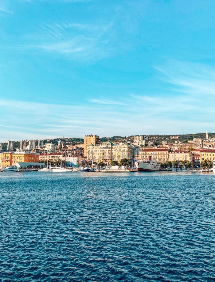 rijeka kroatie