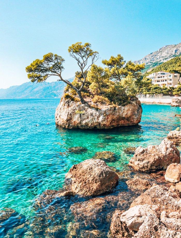 Makarska Kroatie