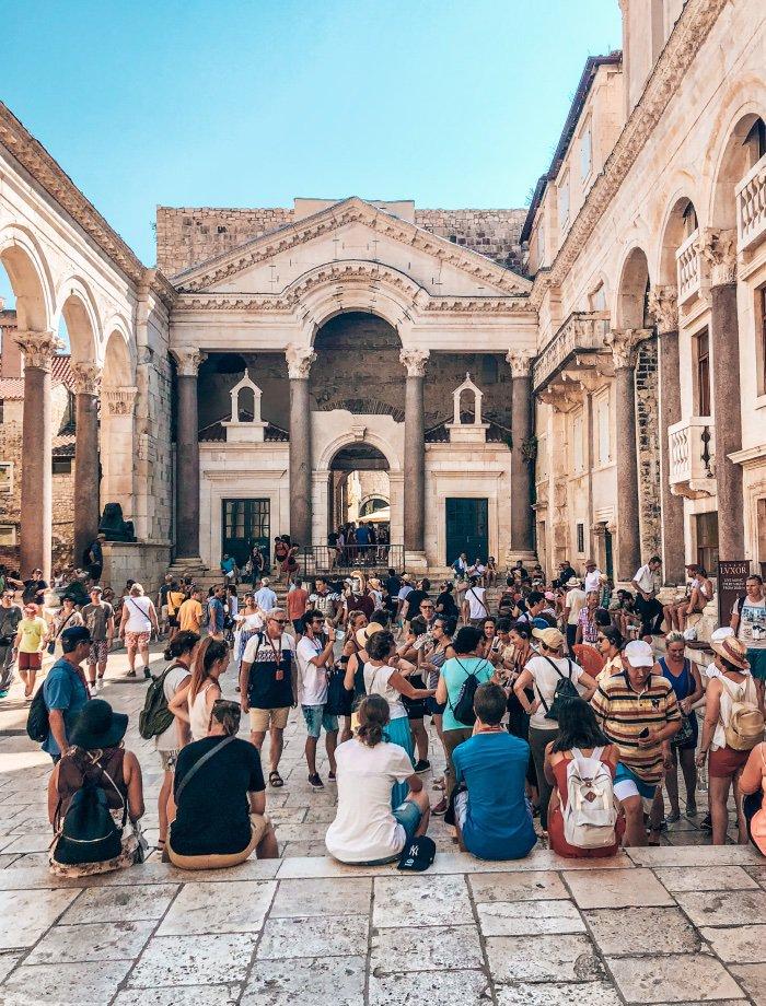Paleis van Diocletianus Split