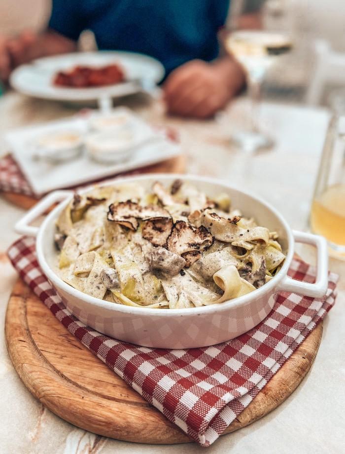 Restaurants kvarner baai Kroatie