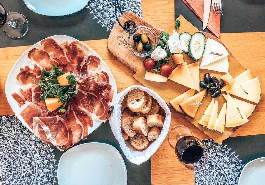 Restaurants Pag Kroatie