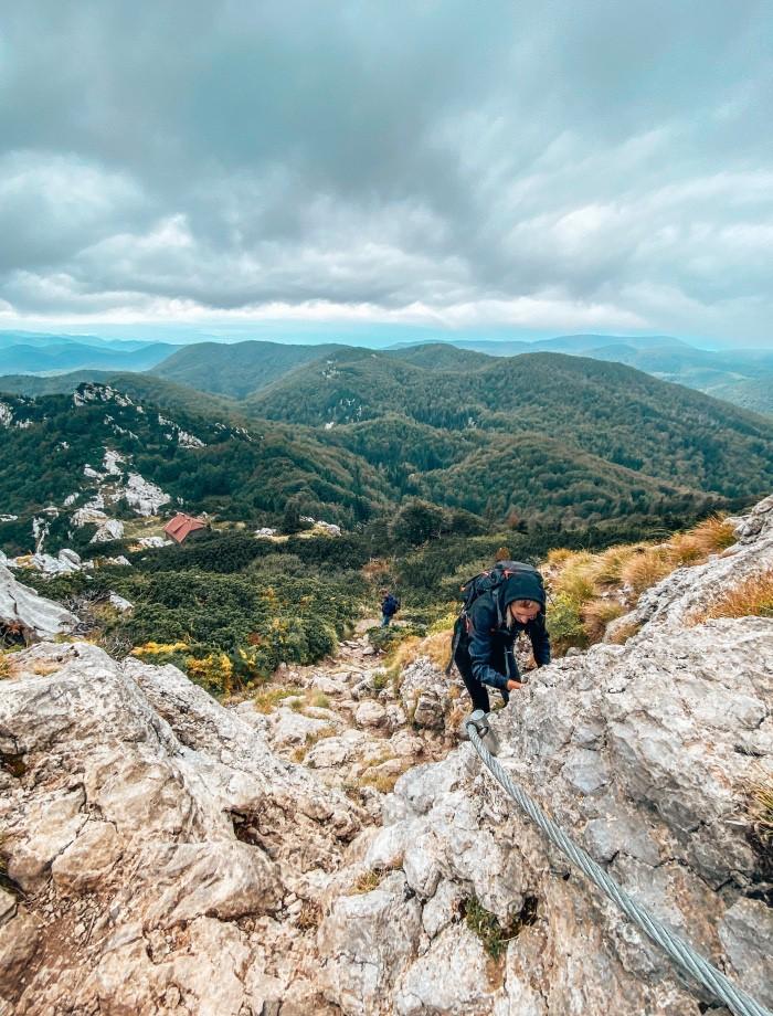 Risnjak Kroatie