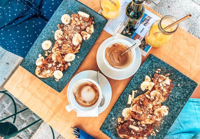 Split koffie
