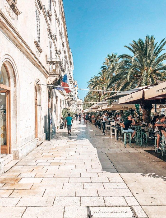 Split boulevard haven