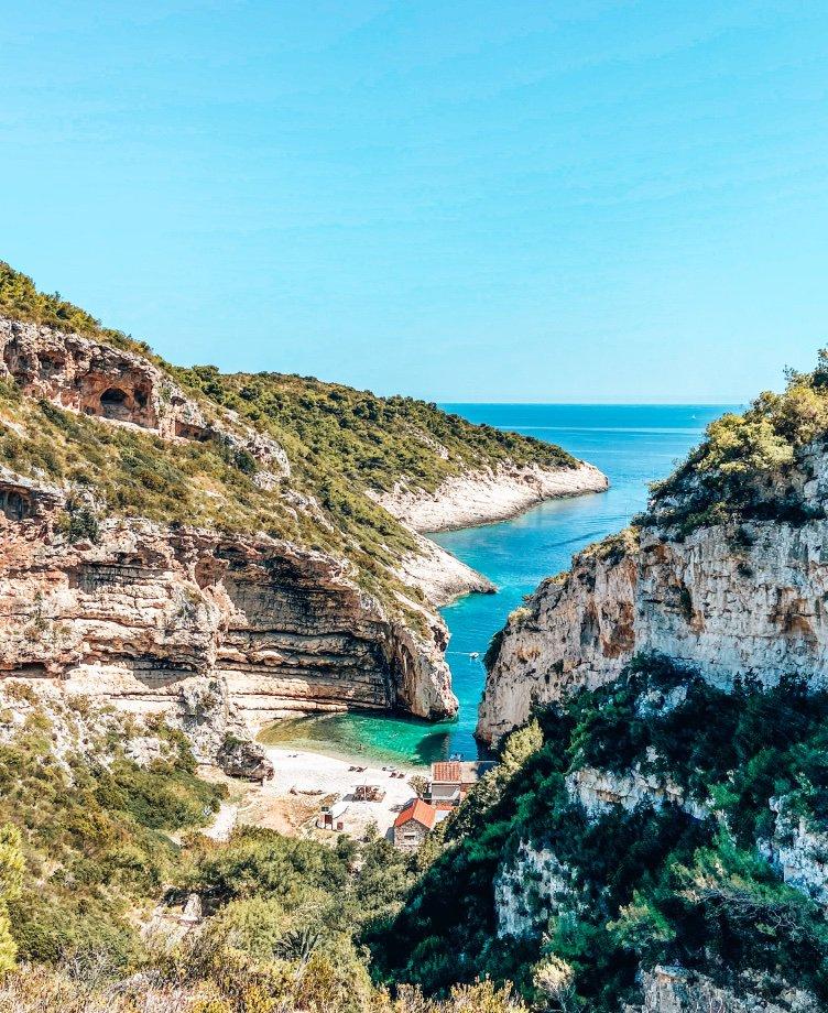 Vis Kroatie