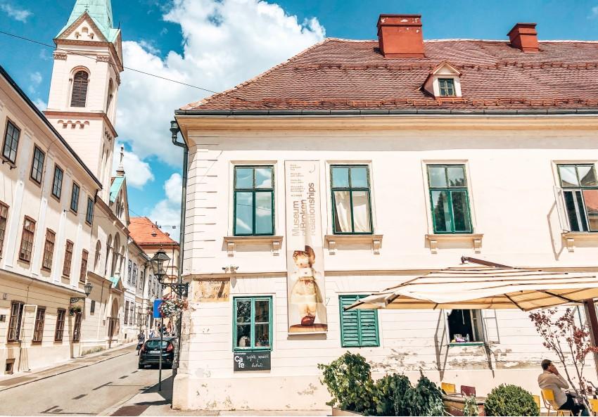 Zagreb Kroatie