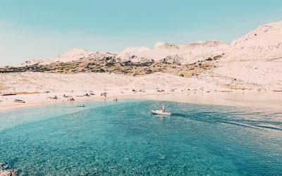 8 x de mooiste zandstranden in Kroatië