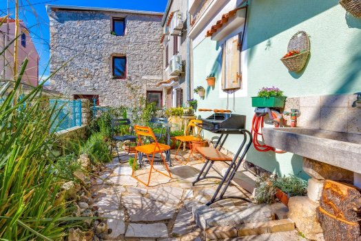 Accommodaties Losinj Kroatie