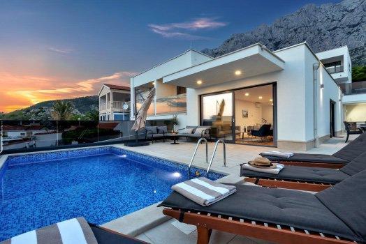 Vakantiehuis Makarska