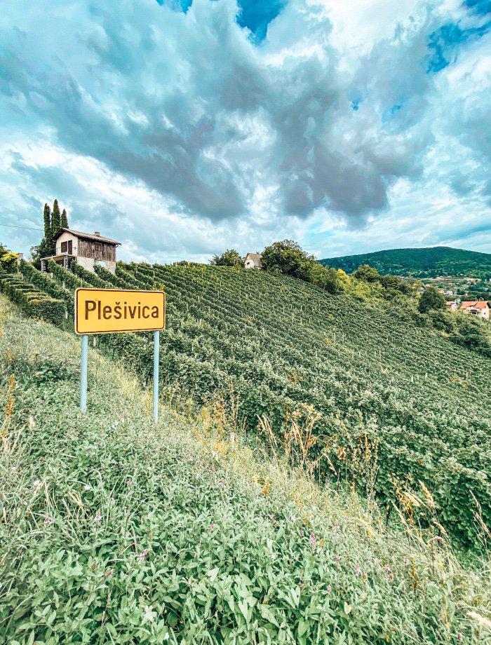 Plesivica Kroatie
