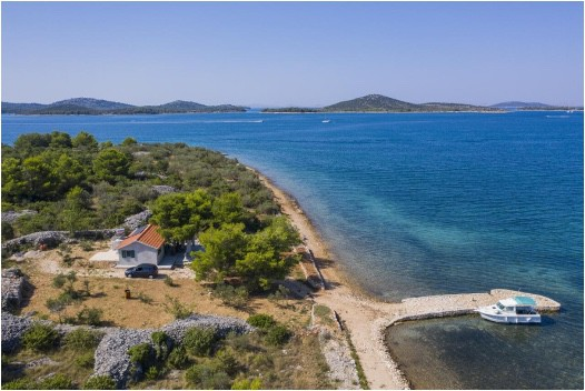 Accommodaties Murter Kroatie