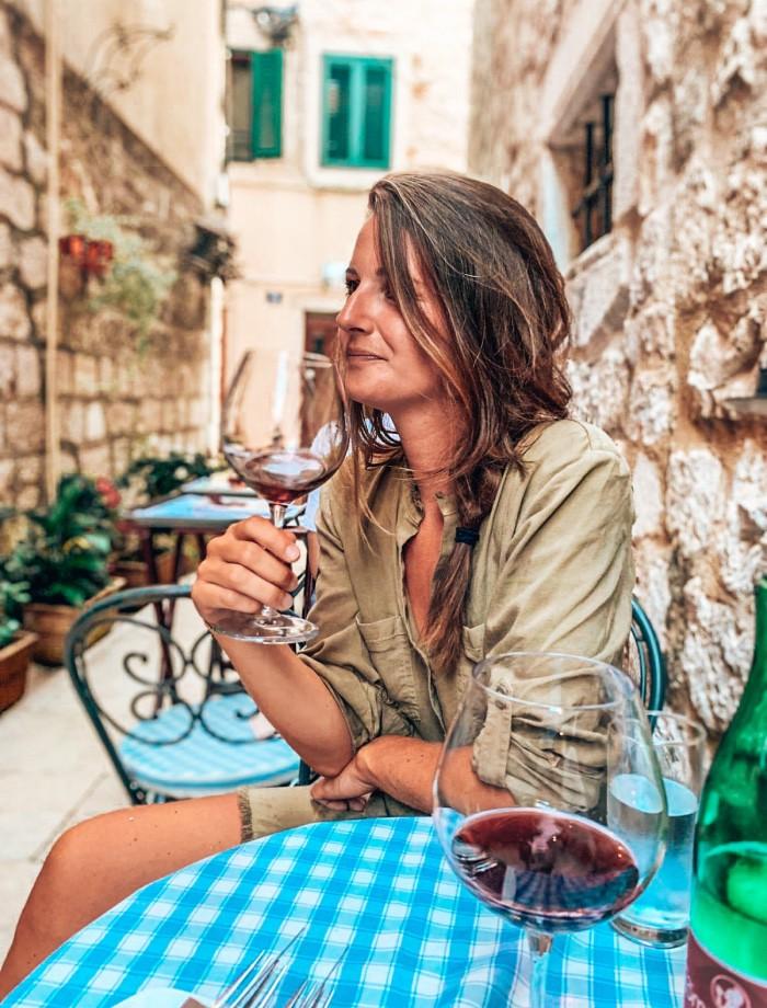 Restaurants Sibenik Kroatie