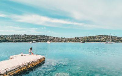 Sibenik archipel