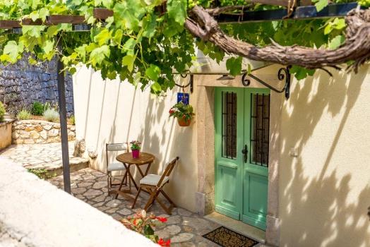 Accommodaties Brsec Kroatie