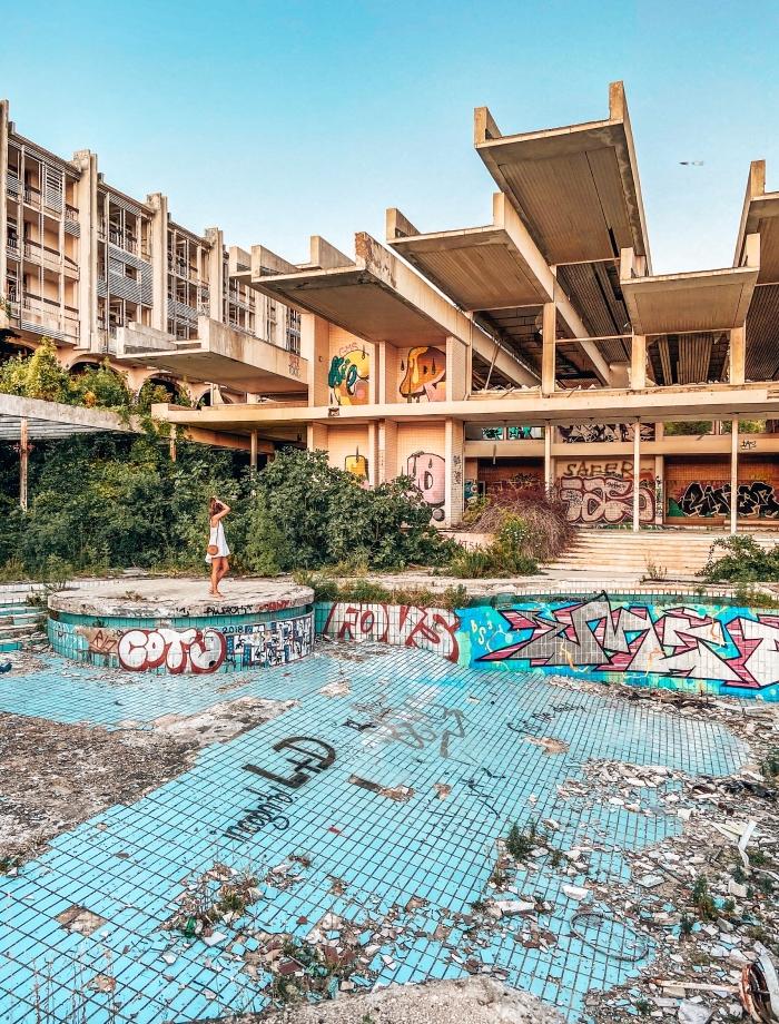 Hotel Haludovo Krk Kroatie