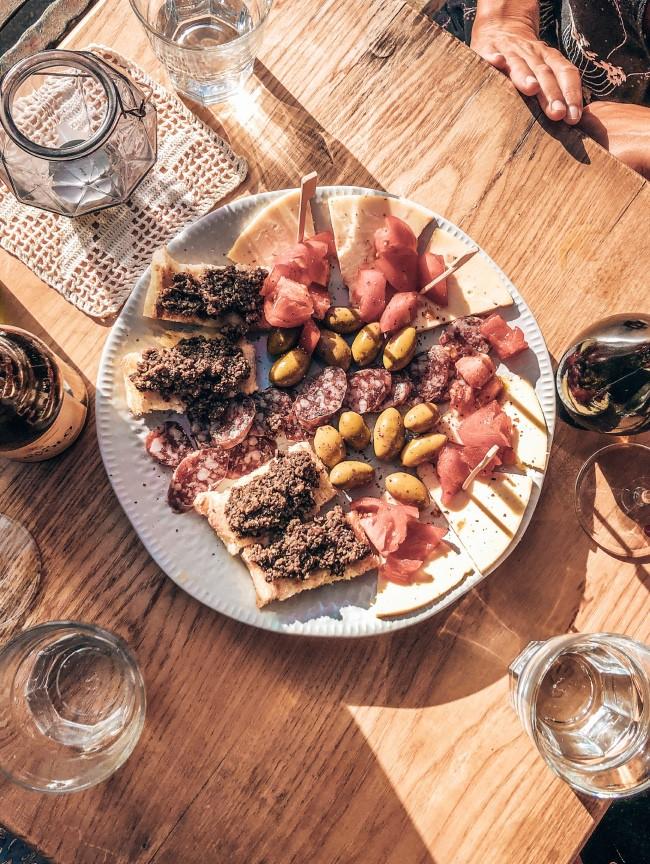 restaurants Krk Kroatie