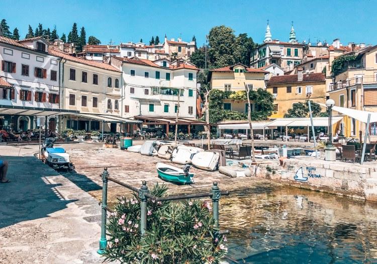 Opatija rondreis Kroatie