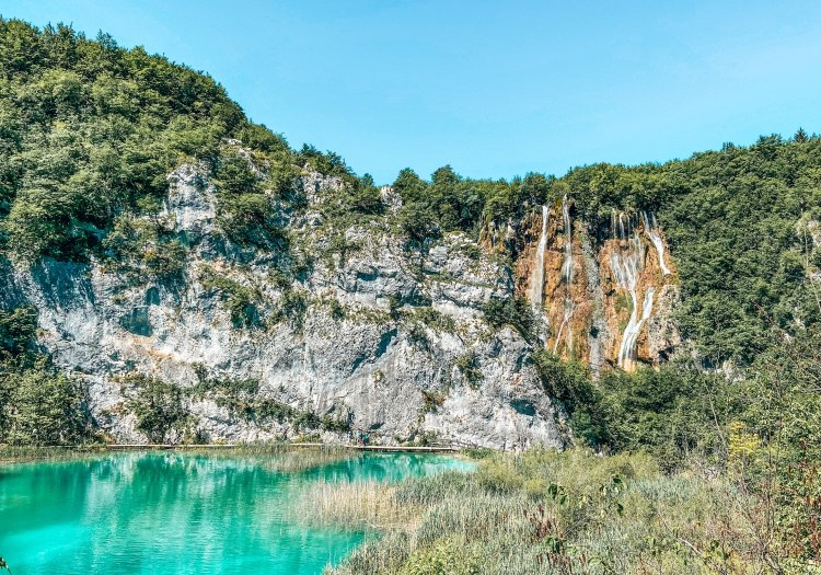 Plitvice rondreis Kroatie