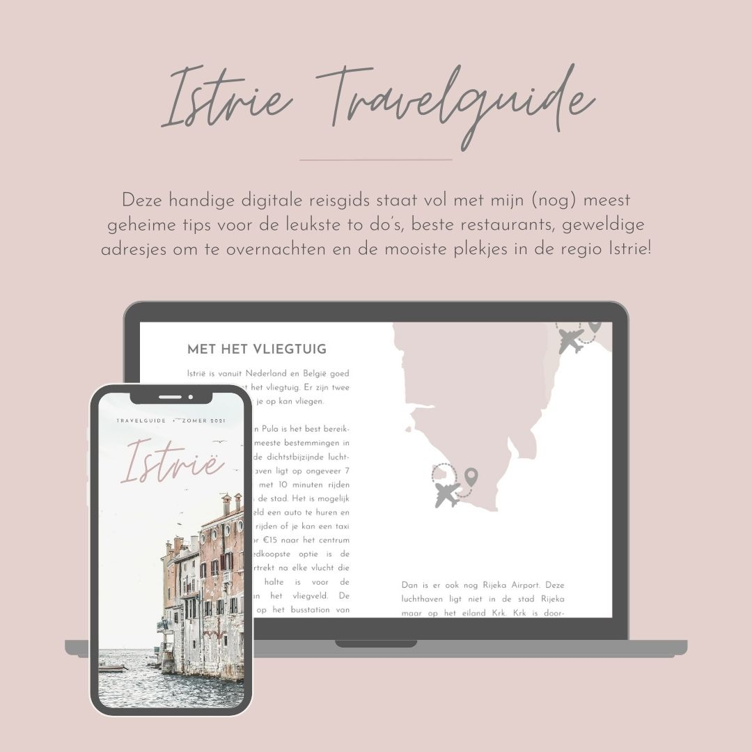 Travelguide Istrie