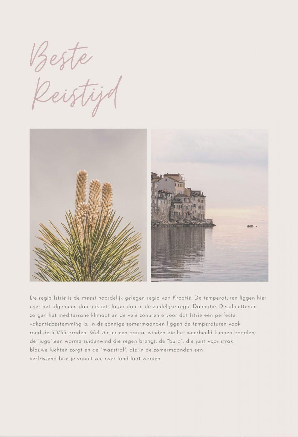 Travelguide Istrie