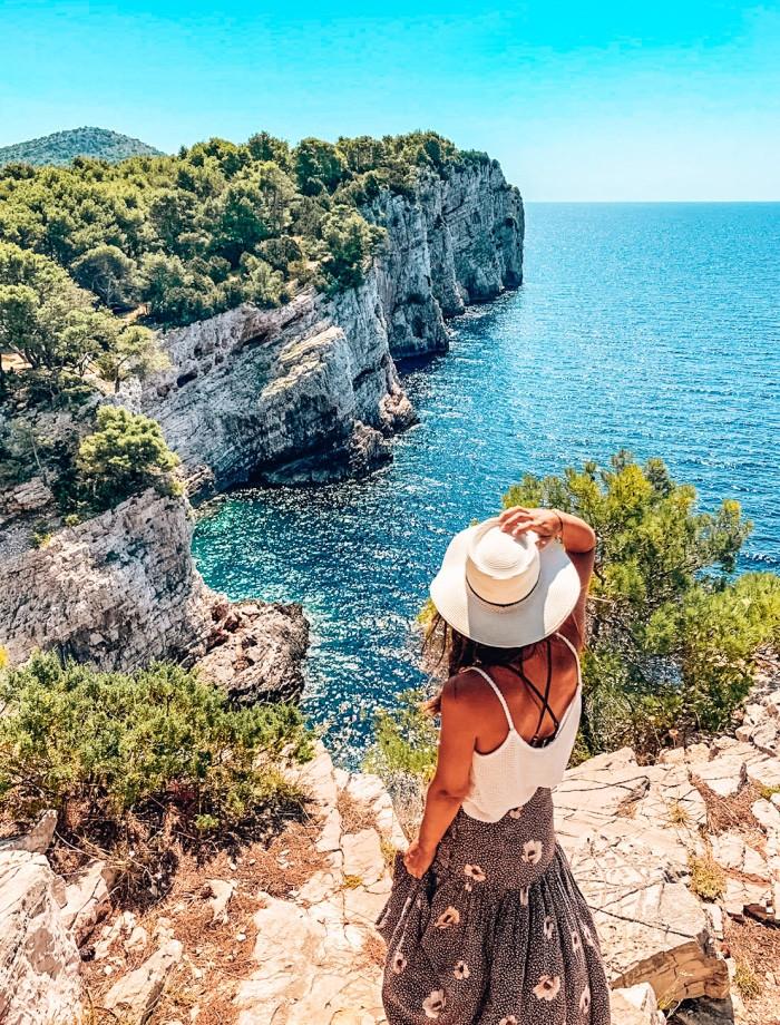 kornati eilanden Kroatie