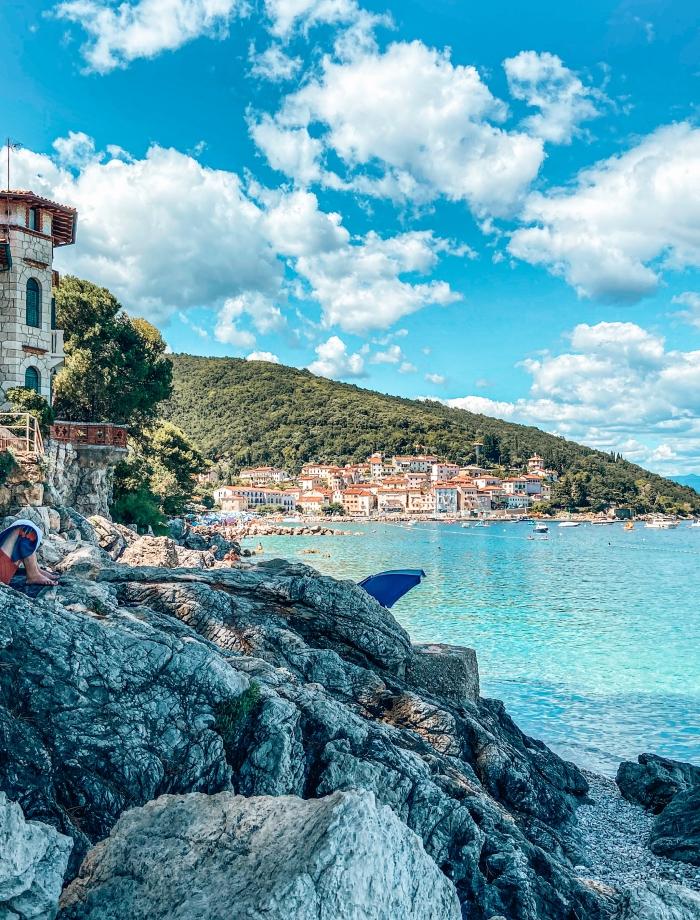 Opatija Riviera Kroatie